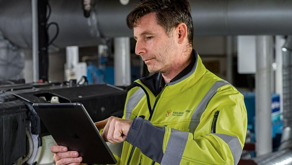 Volvo Penta Easy Connect Marine Commercial