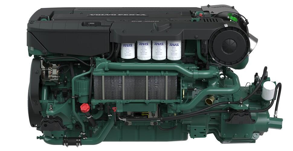 Volvo Penta D13 Marine
