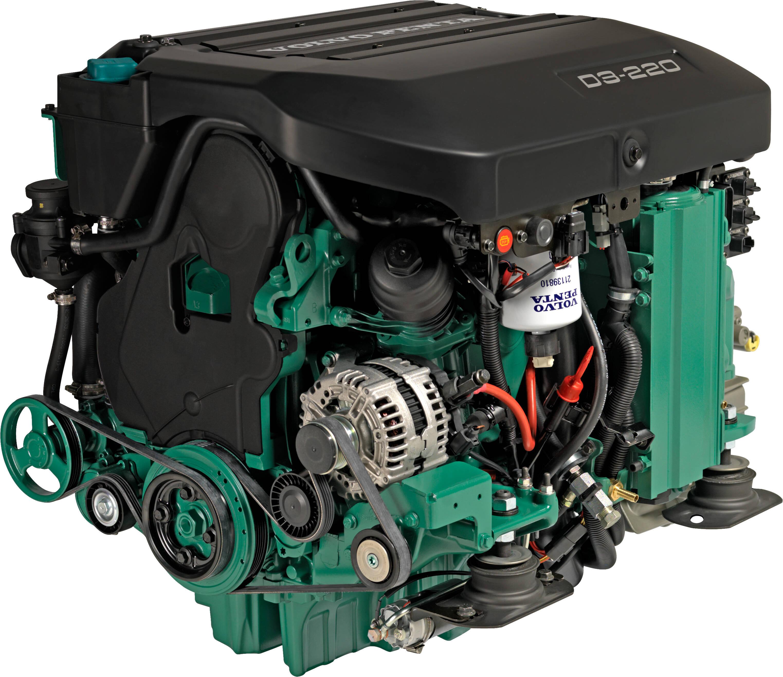 D3 Inboard Shaft Engine Range Volvo Penta